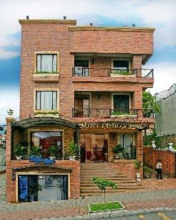 Hotel Boutique Castilla Real