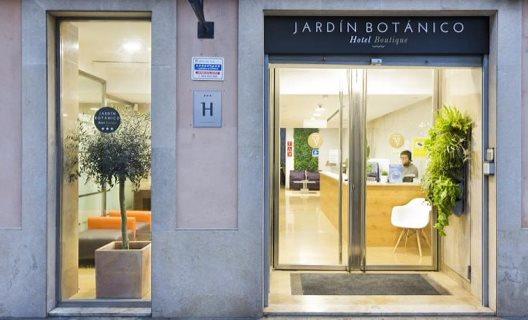 Hotel Boutique Jardin Botanico Valencia Valencia
