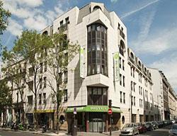 Hotel Campanile Gare Du Nord