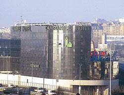 Hotel campanile porte de bagnolet arr 19 20 la villette - Campanile paris est porte de bagnolet ...