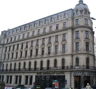 Hotel Capitol Bucharest