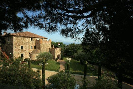 Hotel Castell De L Oliver