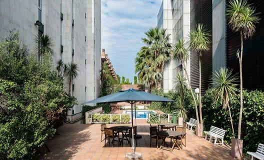 Hotel Catalonia Bristol