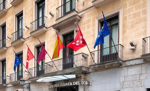 Hotel catalonia puerta del sol madrid madrid - Hotel catalonia madrid puerta del sol ...