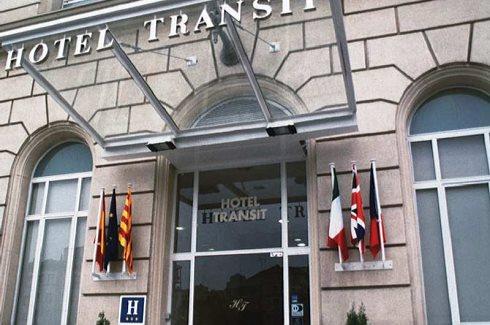 Hotel Catalonia Transit
