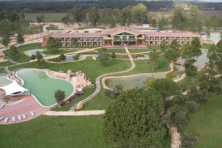 Hotel Charcas Lagoon