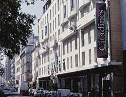 Hotel Citadines Paris Bastille Marais