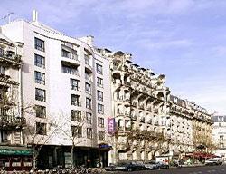 Hotel Citadines Paris Voltaire Republique