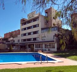 Hotel City Park Terranova Rubí