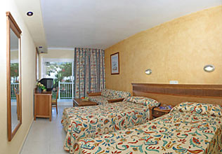 Hotel Club Siesta Sirenis