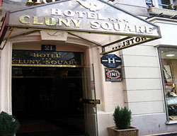 Hotel Cluny Square