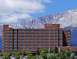 Hotel Colorado Springs Marriott