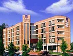 Hotel Comfort Suites-durham