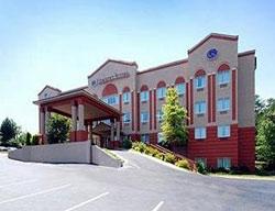 Hotel Comfort Suites-raleigh