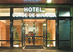 Hotel Conde De Miranda