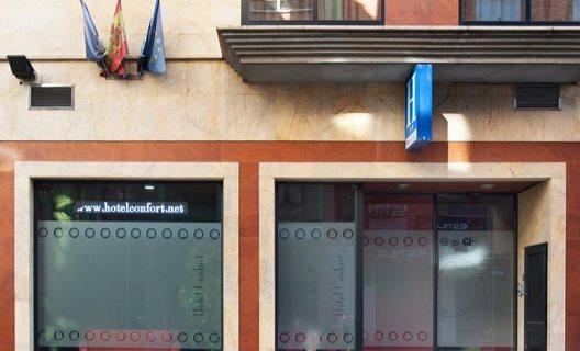 Hotel Confort Oviedo