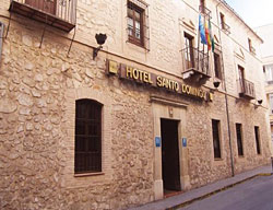 Hotel Convento Santo Domingo