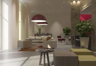 Hotel Courtyard By Marriott Budapest City Centre