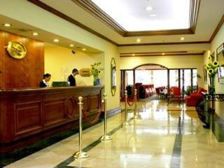 Hotel Crowne Plaza Guatemala