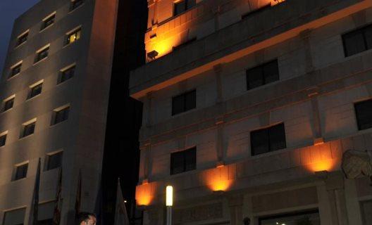 Hotel Cuatro Postes