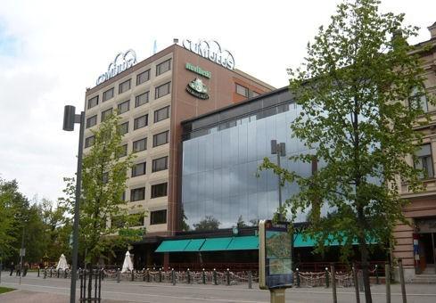 Hotel Cumulus Koskikatu Tampere