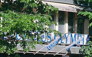 Hotel Cumulus Olympia