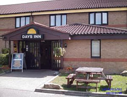 Hotel Days London Stansted
