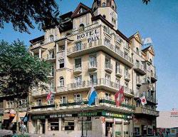 Hotel De La Paix Lucerne