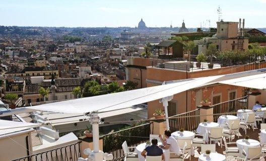 Hotel Roma Via Sistina