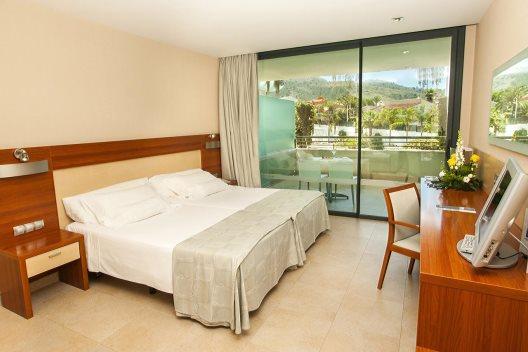 Hotel Deloix Aqua Center Benidorm Alicante