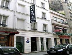 Hotel Des Deux Avenues