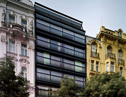 Hotel Design Metropol Prague