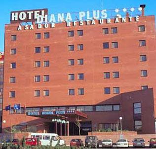 Hotel Diana Plus