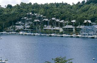 Hotel Discovery At Marigot Bay