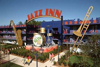 Hotel Disney S All Star Music Resort