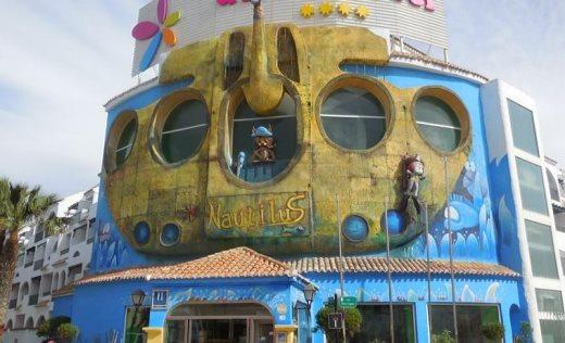 Hotel Diverhotel Nautilus Roquetas
