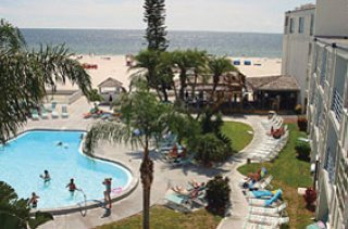 Hotel Dolphin Beach Resort Saint