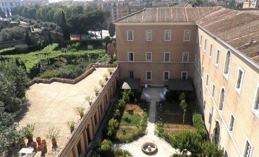 Hotel Domus Sessoriana Roma Roma