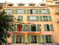 Hotel Du Centre Nice