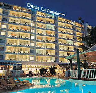 Hotel Dunas La Canaria