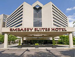 Hotel Embassy Suites Crystal City-national Airport