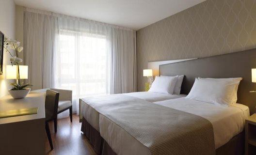 Hotel exe zaragoza world trade center zaragoza zaragoza for Luxury hotel zaragoza