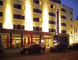Hotel Express By Holiday Inn Frankfurt-messe