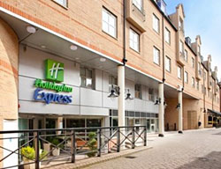 Hotel Express By Holiday Inn London Hammersmith