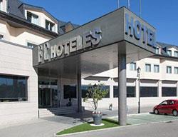 Hotel Fc Hotelux Villalba