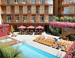 Hotel Fergus Plaza París Spa