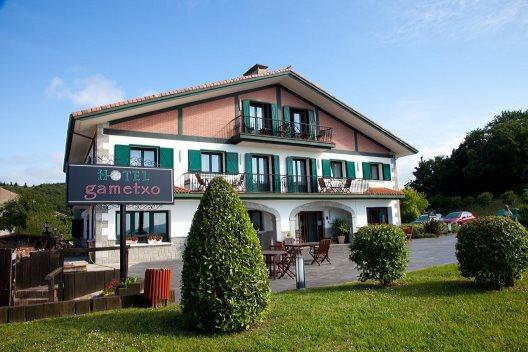 Hotel Gametxo