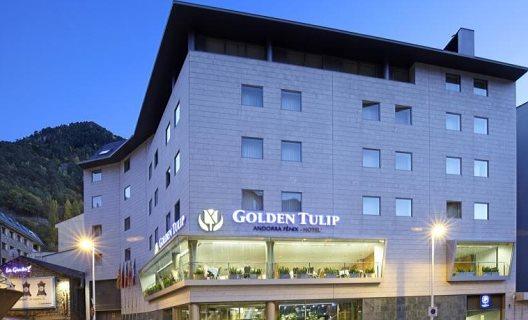 Hotel Golden Tulip Andorra Fenix
