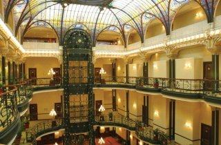 hotel en el df: