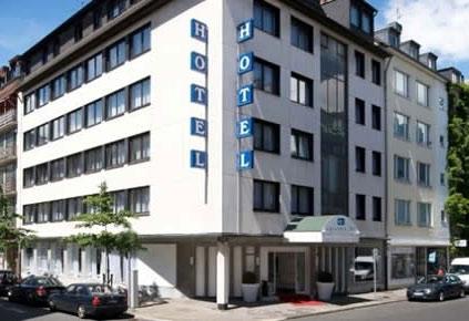 Hotel Grand City Borsenhotel